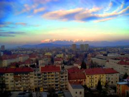 The Rooftops of Ljubljana by short--story
