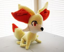 Fennekin Plush Version 3 by Chochomaru