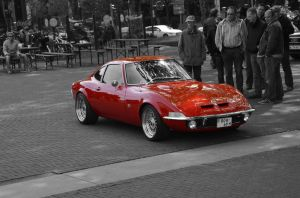 Vintage GT in front of the Audience by Schu81