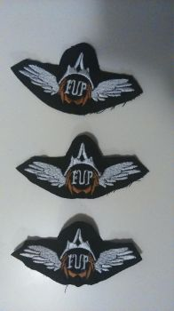 RAF inspired EUP badges by Taharon