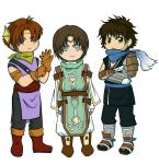 Suikoden: Pretty Boys by Soularis