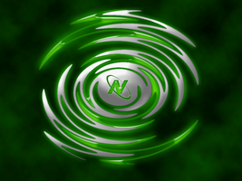 Green Spin by Natieboy