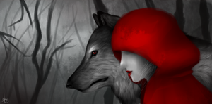 Red Riding Hood by Juanx3