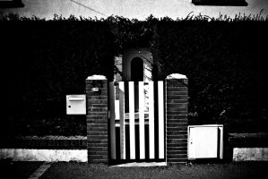 entry for nowhere. by leingad