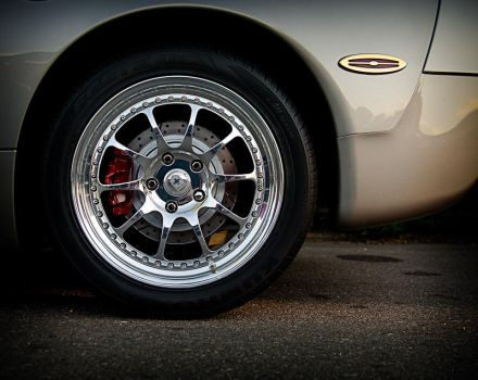 Nice Wheels by Shelagnoa