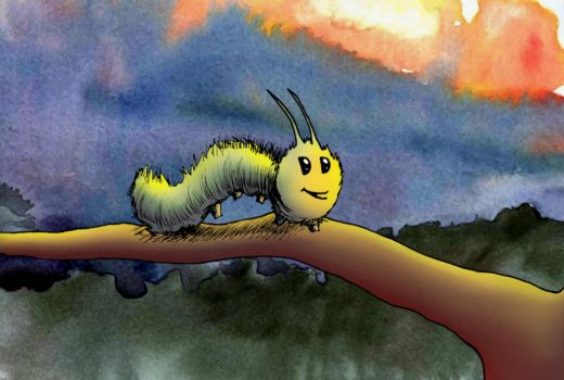 Caterpillar by danPagan