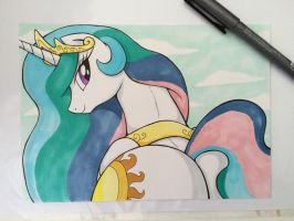 Sunbutt by LittleHybridShila