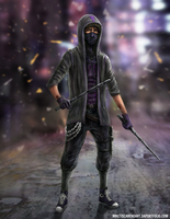 Foot Clan Redesign by thesadpencil