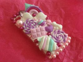 iPhone 4/4s decoden Candy case by bunnykisskawaii