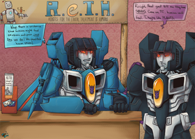 R.E.T.H. by Humblebot