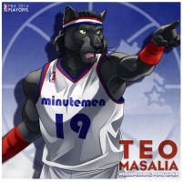 FBA 2014 Playoffs - Teo Masalia by Rhandi-Mask