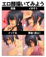 Noctis's reactions by relear