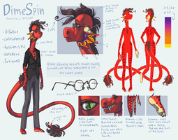 DimeSpin Reference Sheet by DimeSpin