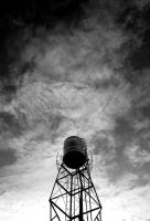 The Water Tower Accident by ClumsyCraft