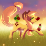 Applejack-Proud by Jack-a-Lynn