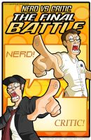 The AVGN vs The NC by Jaehthebird
