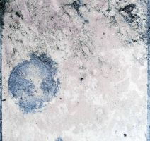 Blue stain on tile by mercurycode