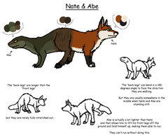 Nate and Abe ref by astridtjejen