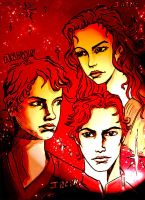Solo Kids -red- by spacecraft
