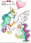 Celestia Valentine by Himawari-chan