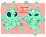 Router by FrankenPup