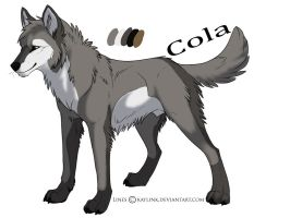 Cola by Wolf-Tracks