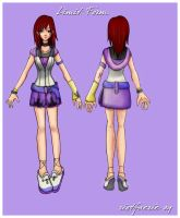 Kairi - Limit Form by riotfaerie