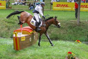 3DE Cross Country Water Obstacle Series VII/10 by LuDa-Stock