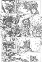 Something Evil Issue3 Page 3 by RudyVasquez
