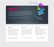 Webdesign 1 by Poisongage