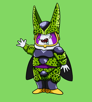 Perfect Cell by attackonryan