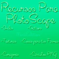 Recursos para PhotoScape by MariiEdiitiions
