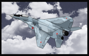 Beva's Squadron: Anya Mig-29M by TheAngryFishbed