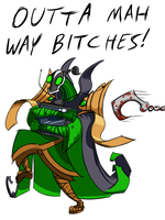 Rubick by Soap9000