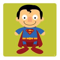 superman by striffle