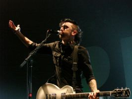Rise Against by ElectricFritz