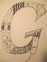 The Letter G by bojangle387