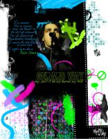 Gerard gone colorful by motherwardesigns