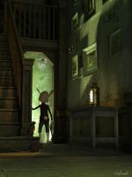 Strange Noises From the Cellar by Conlaodh