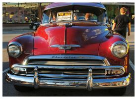 51' Chevy Front View by TheMan268