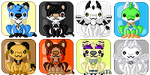 LOBW icons by FlissBliss