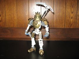 Takanuva, The Toa of Light by Dr-Oblivian