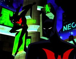 Batman beyond tas by bat123spider