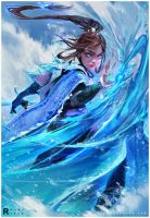 KATARA YouTube! by rossdraws