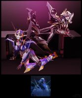 Your choice Starscream... ( COMMISSION ) by JPL-Animation