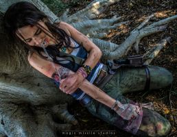 Well Played: EB Expo 2013 - Lara 2013 #1 by magicmissilestudios