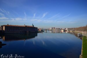toulouse on Water by CatchMePictures