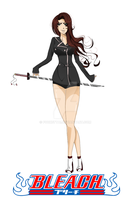 Bleach - Shidoni fullbody by fuckettai