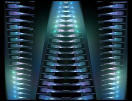 Tower of Light by psion005