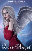 Lost Angel - Premade Book Cover by TaniaART